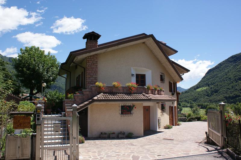 Ingresso estate - Bed and Breakfast La Vigna - Primaluna