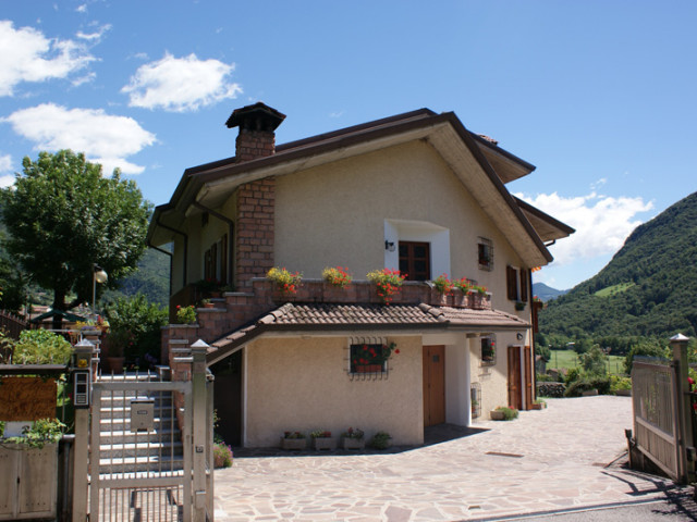 Ingresso estate - Bed and Breakfast La Vigna - Primaluna