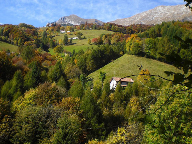 Autunno in Valsassina - Bed and Breakfast La Vigna - Primaluna